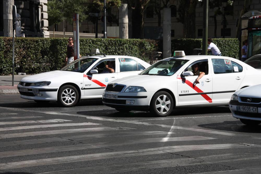 XI Feria del Taxi en Madrid