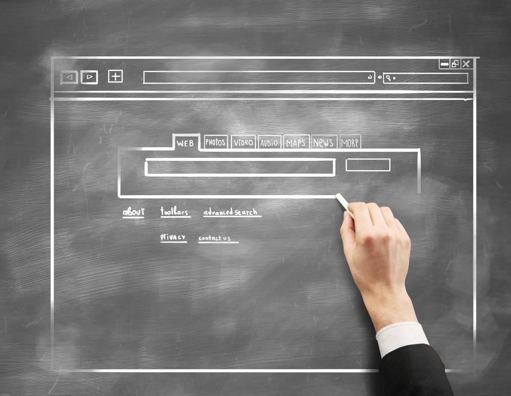 Una bonita página web es tu mejor escaparate para Internet