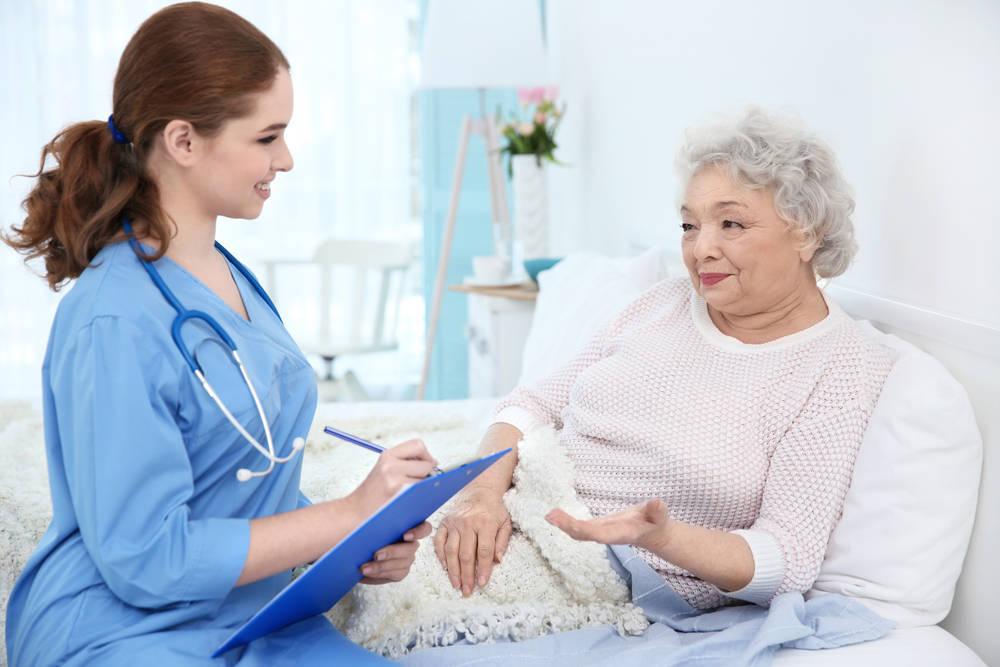 Aumenta la demanda en las residencias geriátricas