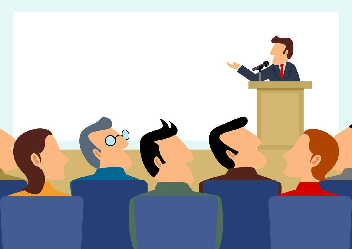 Discursos empresariales en públicos