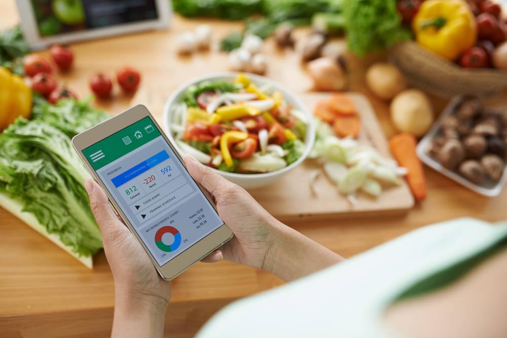 Aplicaciones para aprender a comer sano, ponerse en forma, dormir mejor o controlar el estrés