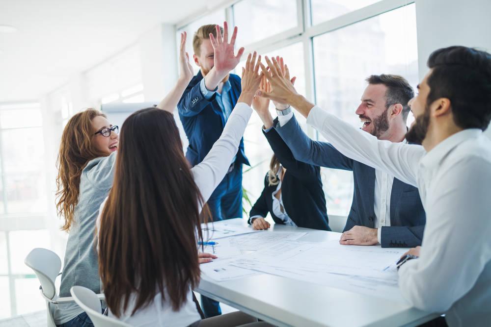5 consejos para mantener felices a tus empleados