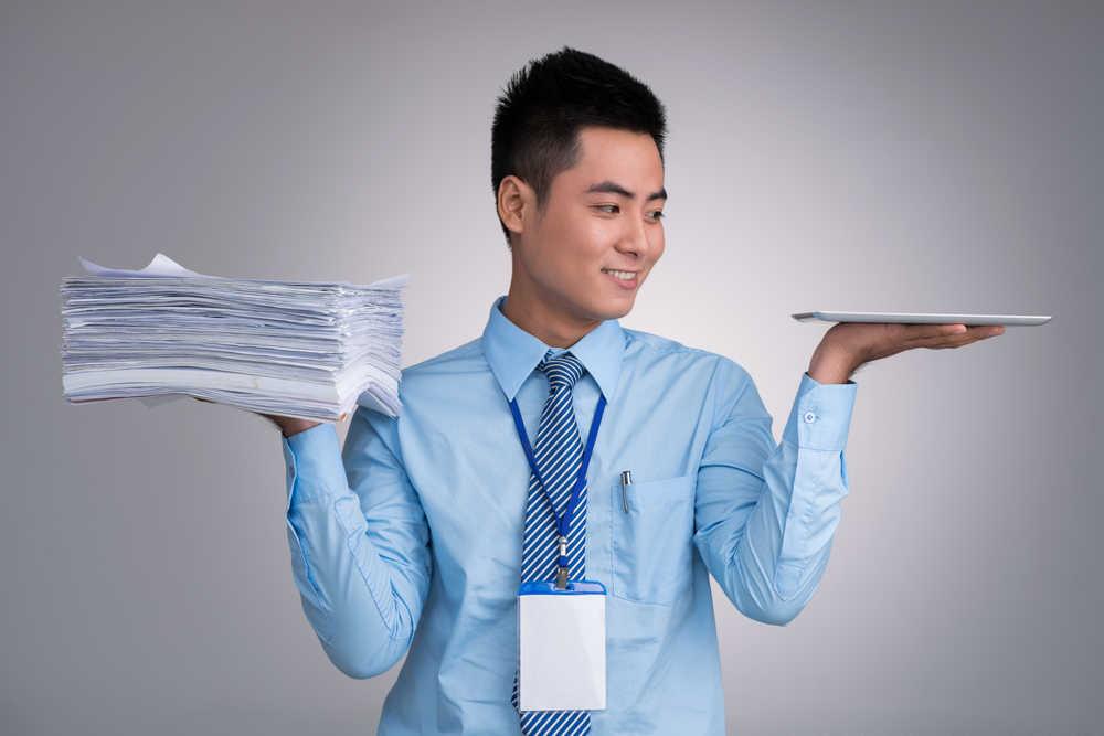 Digitaliza todos tus documentos para aumentar tu competitividad