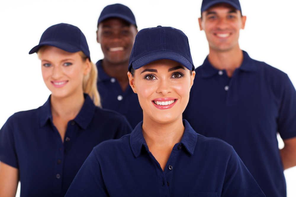 Los diferentes métodos para la personalización de uniformes de trabajo