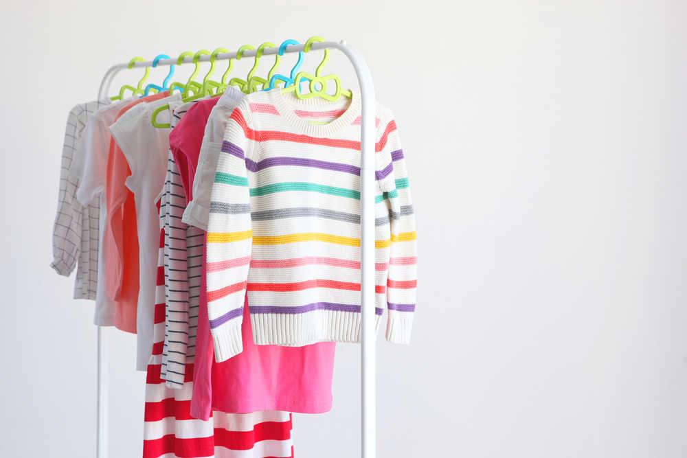 Aumentan las ventas de ropa infantil